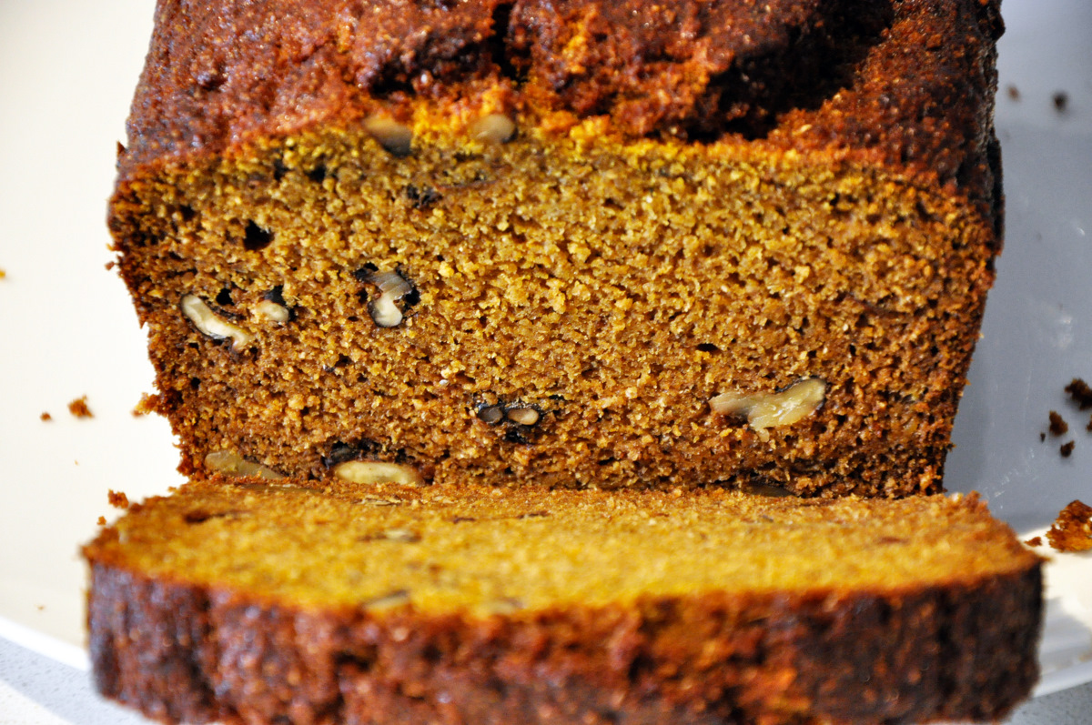 pumpkin youre dating a Spiced pumpkin and date loaf, pictured on a chopping board, sliced and in everything, if you're also feeling the pumpkin pie spice vibe.