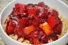Jerry's Mixed Grain Apple and Berry Porridge