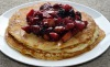 Buckwheat and Cottage Cheese Pancakes