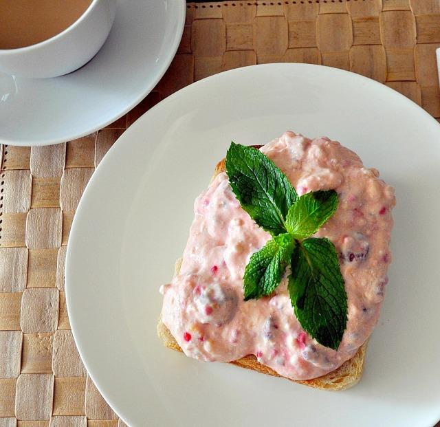 Breakfast Bruschetta 1
